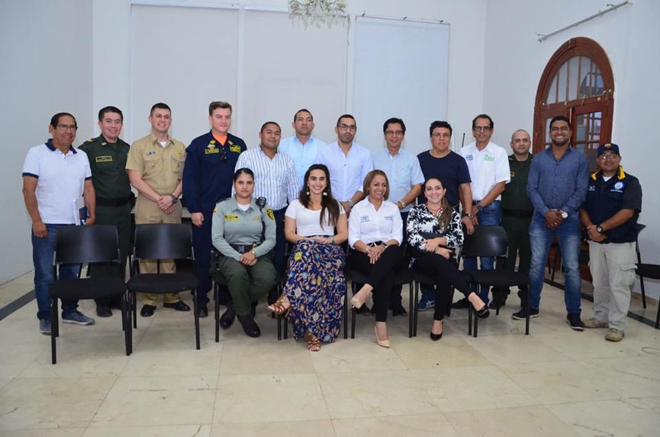 Distrito socializó plan de contingencia y acción para la temporada vacacional de Semana Santa