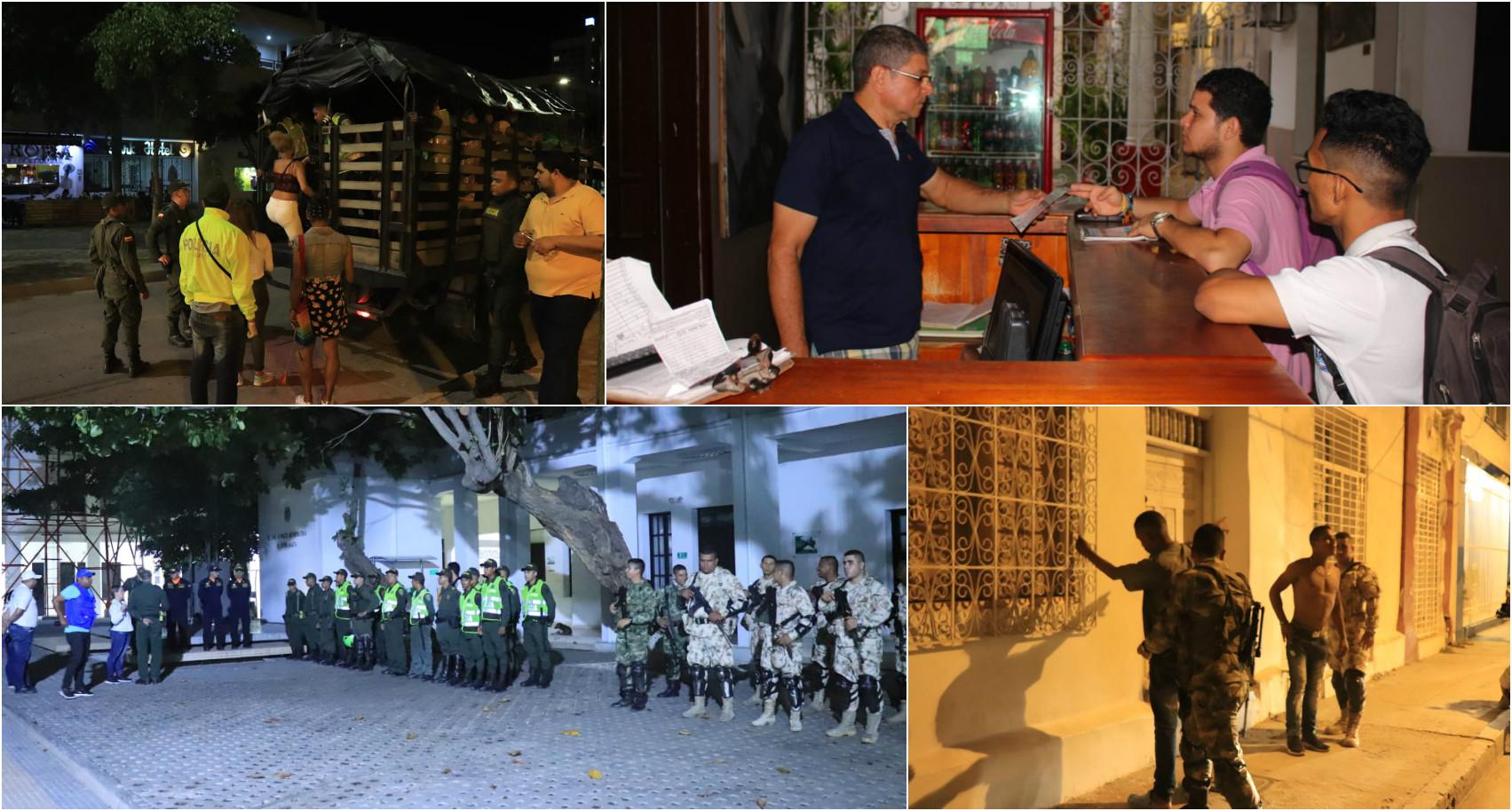 Alcaldía se 'lanza' por la recuperación de la seguridad en el Centro