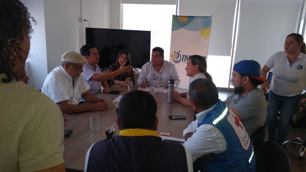Distrito define logística de apoyo para partido Unión vs Bogotá en el Sierra Nevada