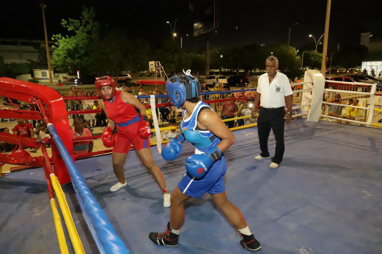 "Boxeadores del Cesar le ganaron el primer asalto a ""No a la droga"""