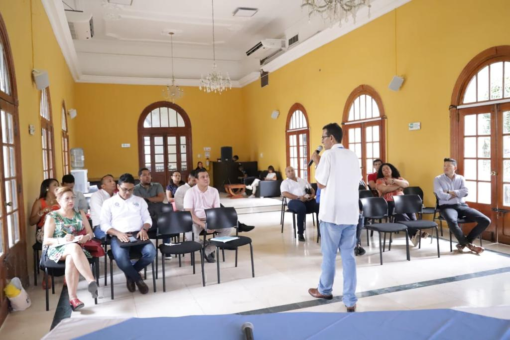 Funcionarios de la Alcaldía reciben capacitación en Gestión del Conocimiento e Innovación