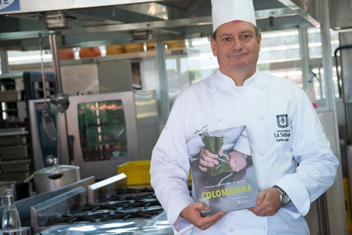 Carlos Gaviria deleitará con recetas en el Festival de la Cocina Tradicional Samaria