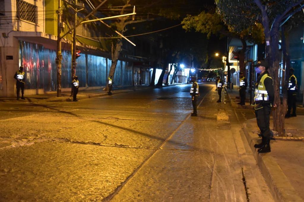 Alcaldía, Policía y Ejército trabajan en equipo para garantizar que samarios continúen cumpliendo las medidas de restricción
