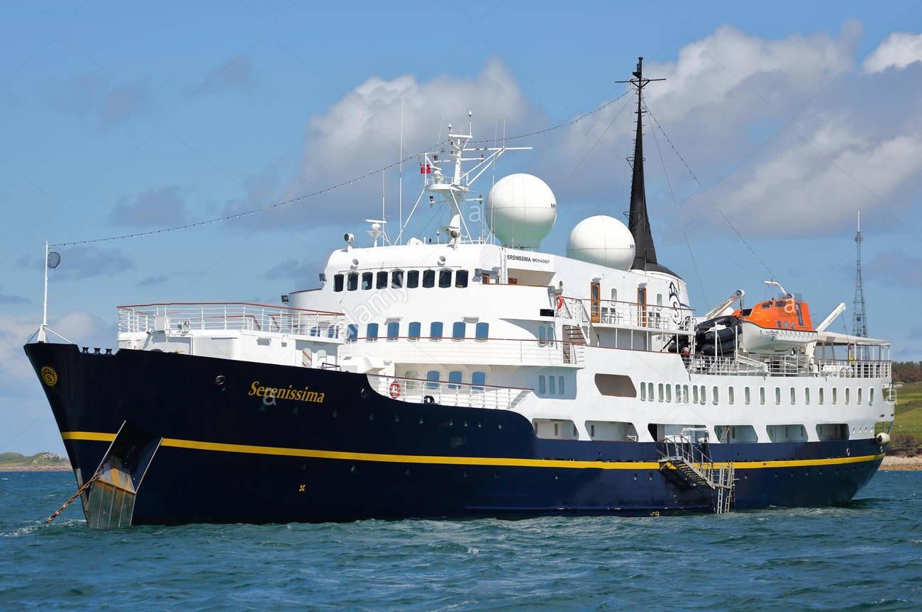 Santa Marta recibe el primer crucero del 2.019