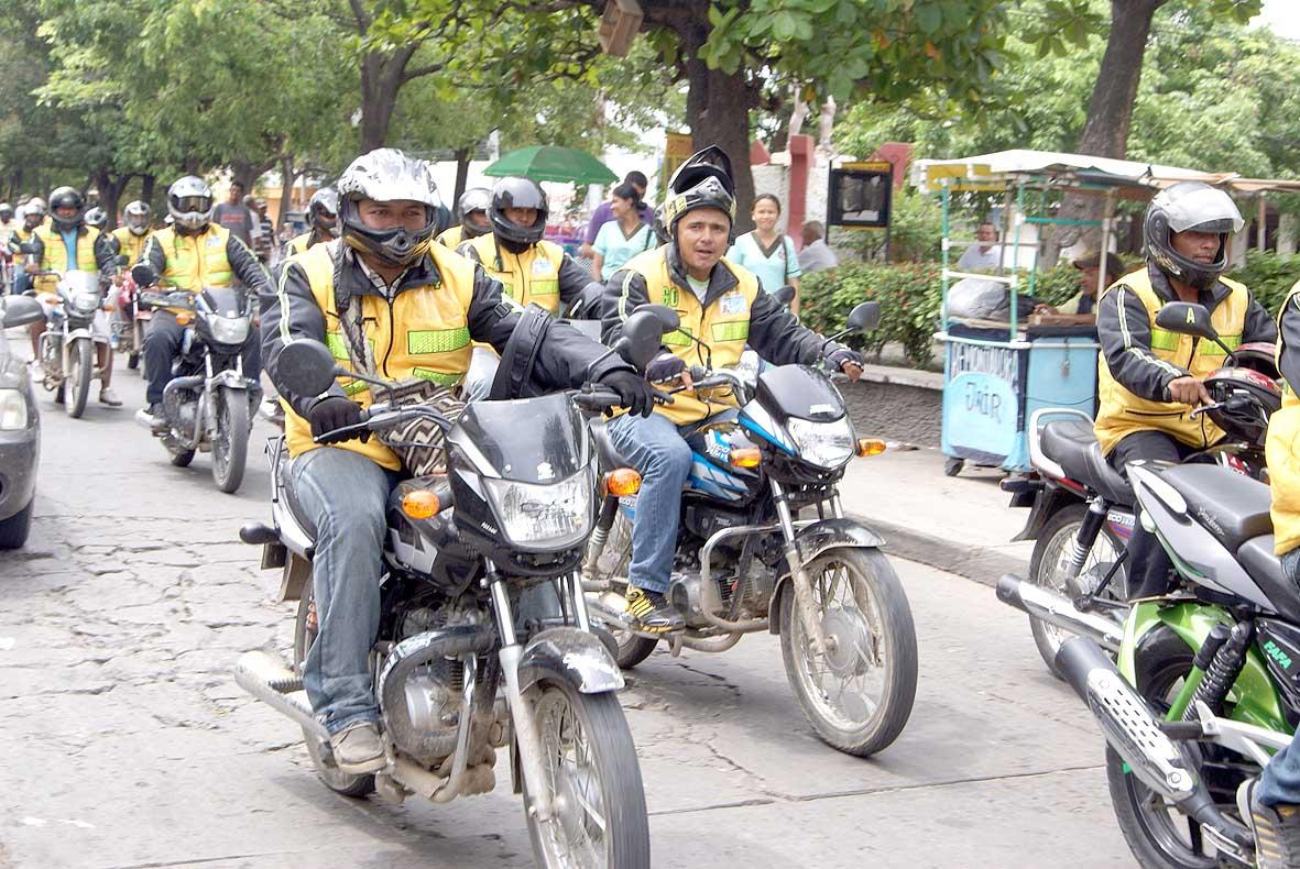 Este jueves, Alcaldía restringe circulación de motocicletas