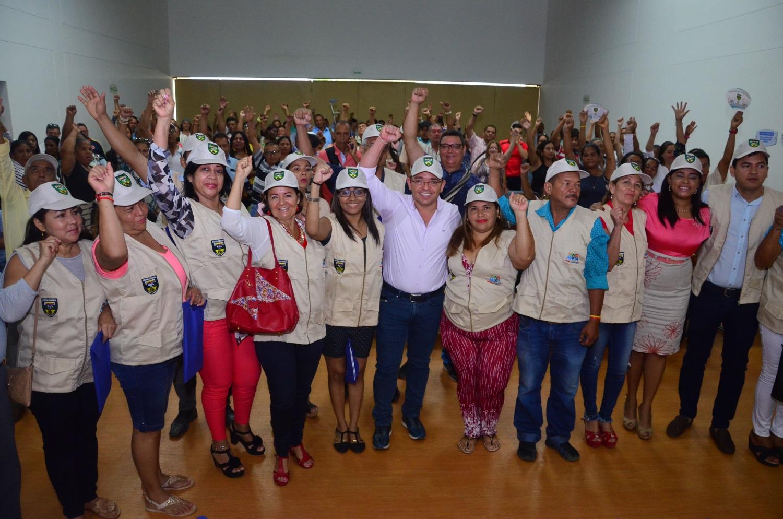 El Distrito fortalece las Juntas de Acción Comunal
