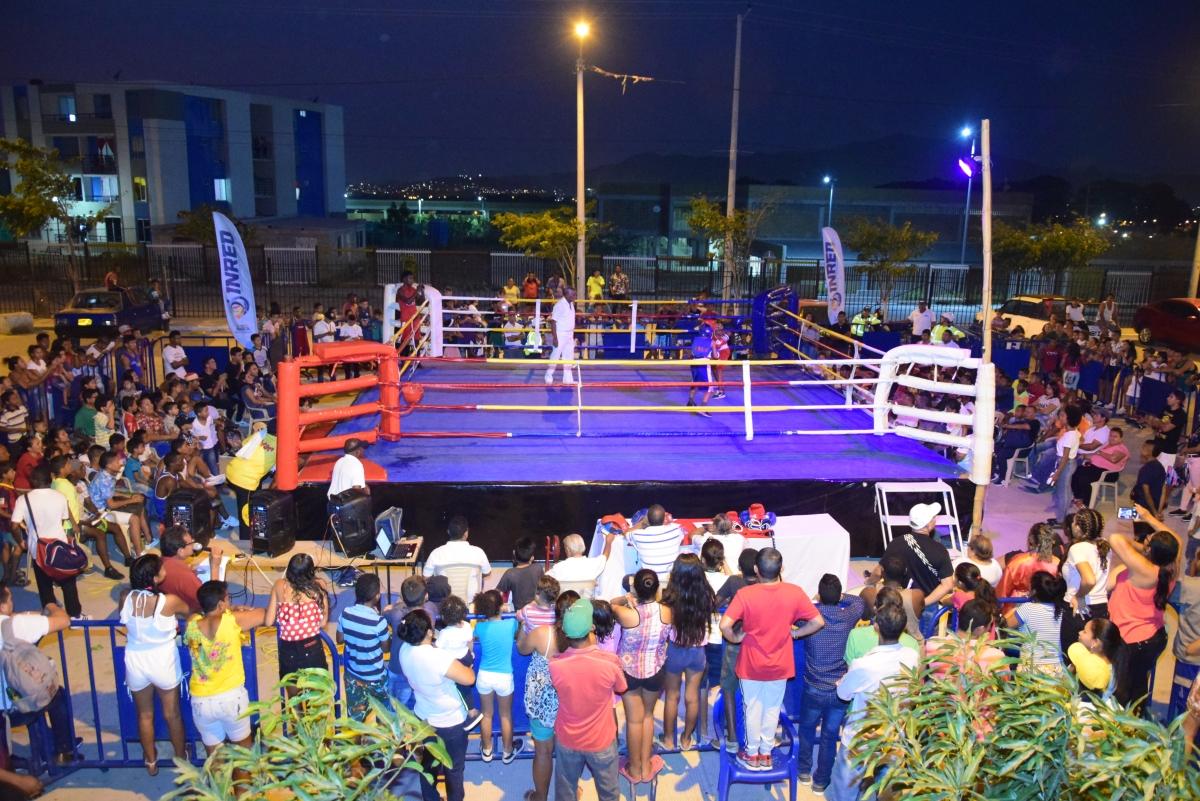 Santa Marta recibirá el Campeonato Nacional de Boxeo