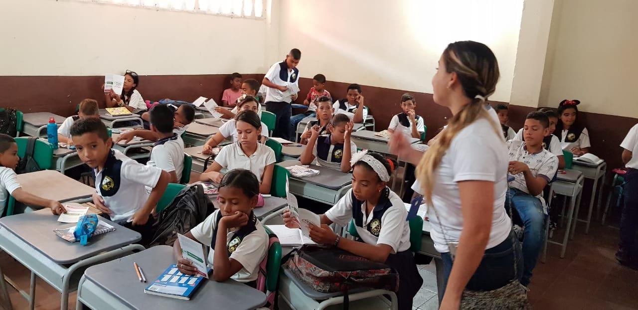 Más escuelas saludables en el Distrito