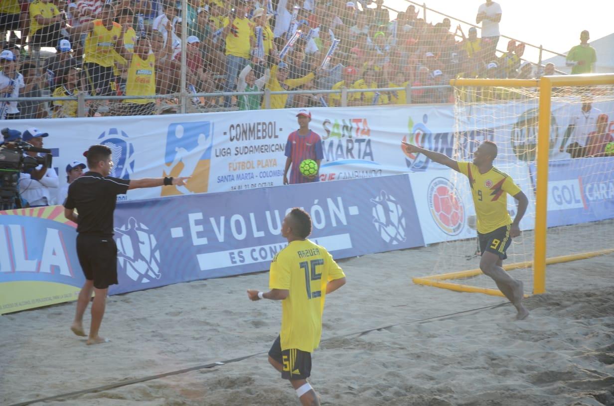 """""""Daremos todo el apoyo para que Santa Marta sea la sede de los Juegos de Mar y Playa"""": director de Coldeportes"""