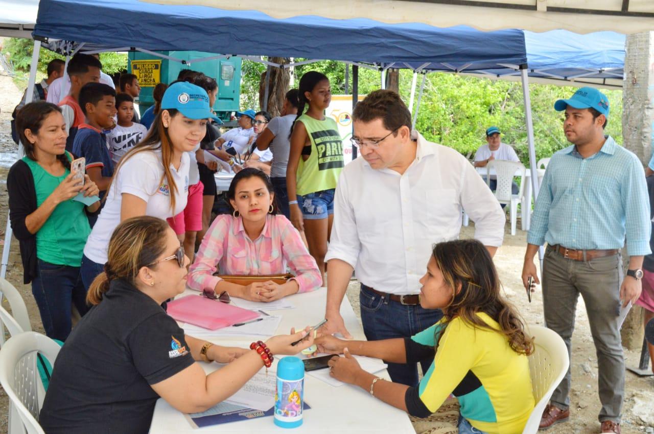 2 mil personas han sido atendidas en Ferias de la Equidad y El Buen Vivir