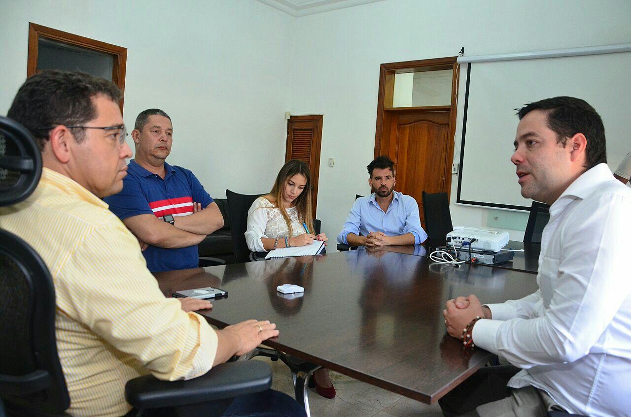Alcaldía y Fontur emplearán bienes e infraestructuras para aprovechamiento turístico