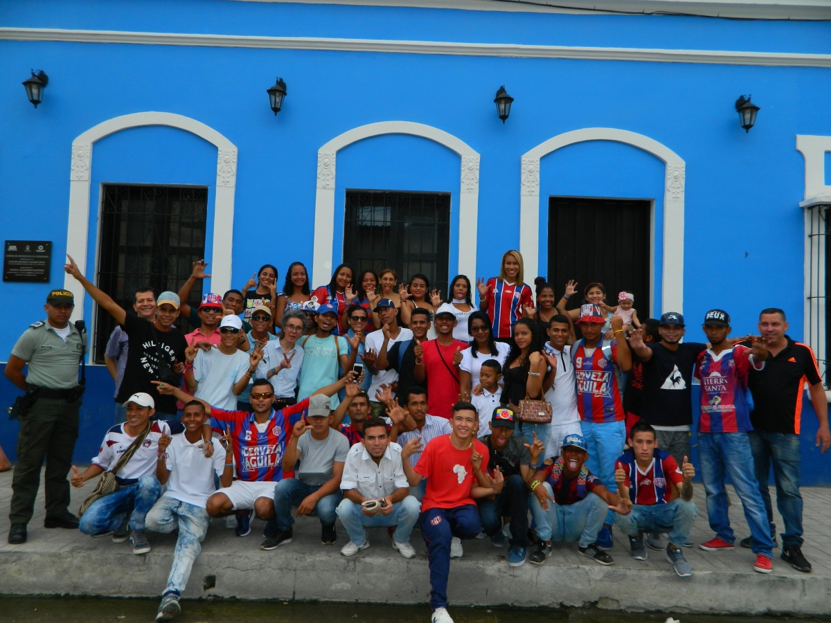 """La Garra Samaria inicia """"Con los jóvenes Santa Marta sigue cambiando. Haz parte del cambio, ¡Te escuchamos!"""""""