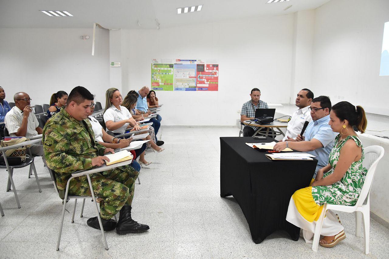 Segundo Comité Territorial de Justicia Transicional 2019