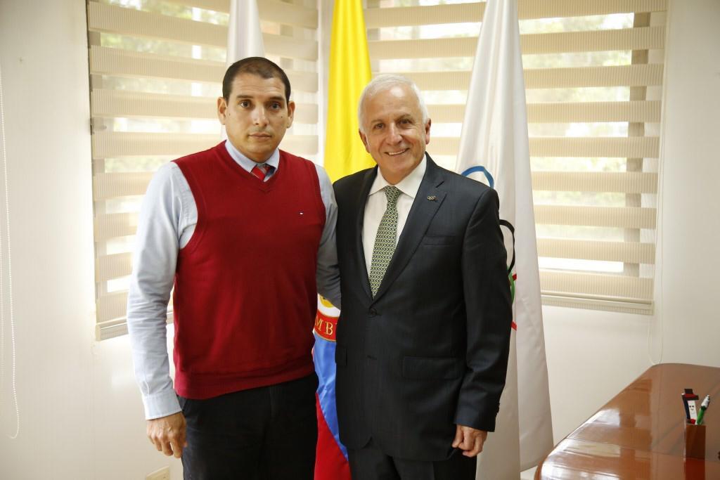 Santa Marta ratifica interés en ser sede de los Suramericanos de Playa 2023