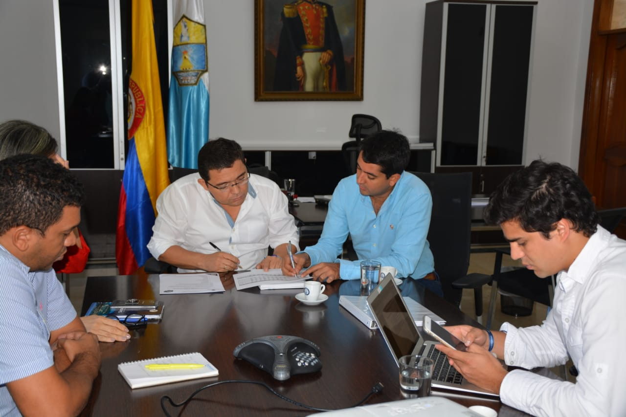 Alcaldía del Cambio habilitó nuevos suelos para construcción de 16 mil Viviendas de Interés Social