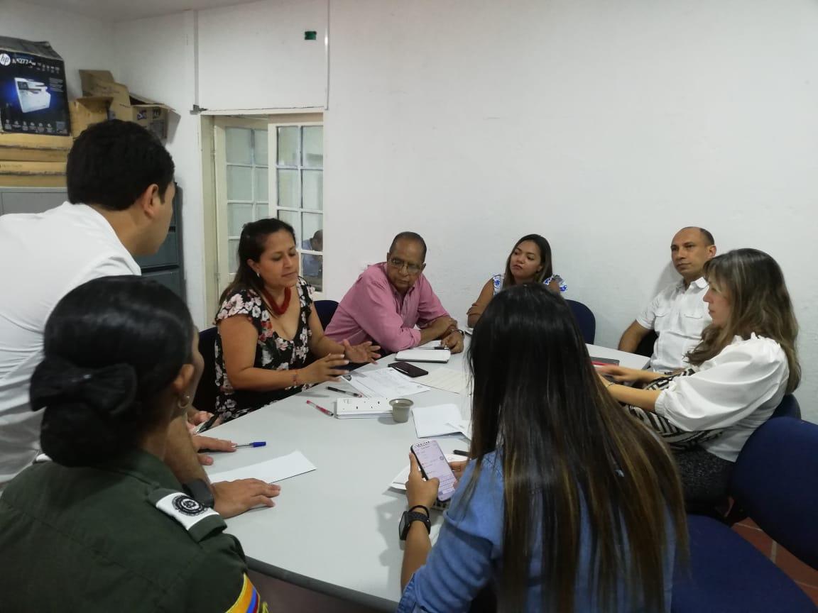 Alcaldía Distrital concerta acciones que fortalezcan la seguridad y convivencia en Ciudad Equidad