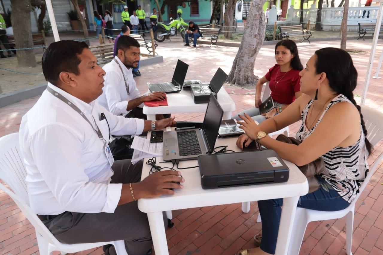 200 empresarios participaron en la  I Jornada de Formalización del Centro Histórico