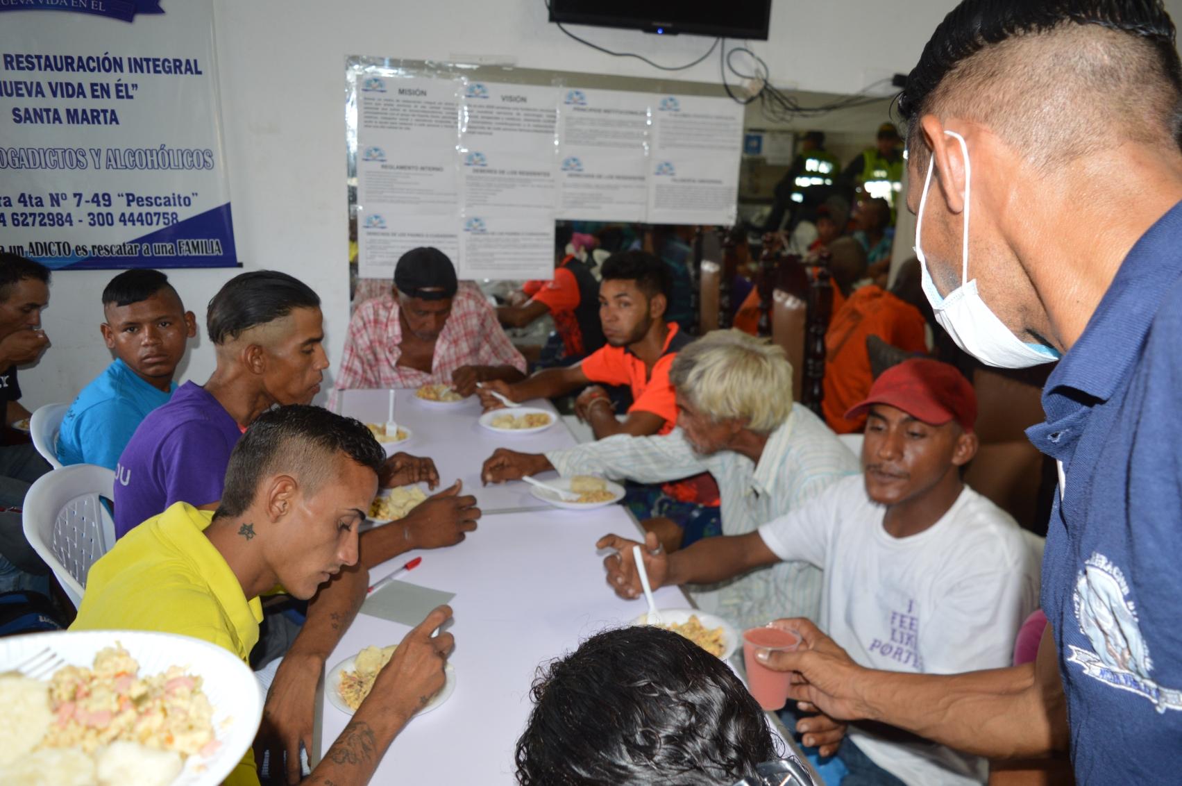 Alcaldía Distrital activa rutas de trabajo con habitantes de calle