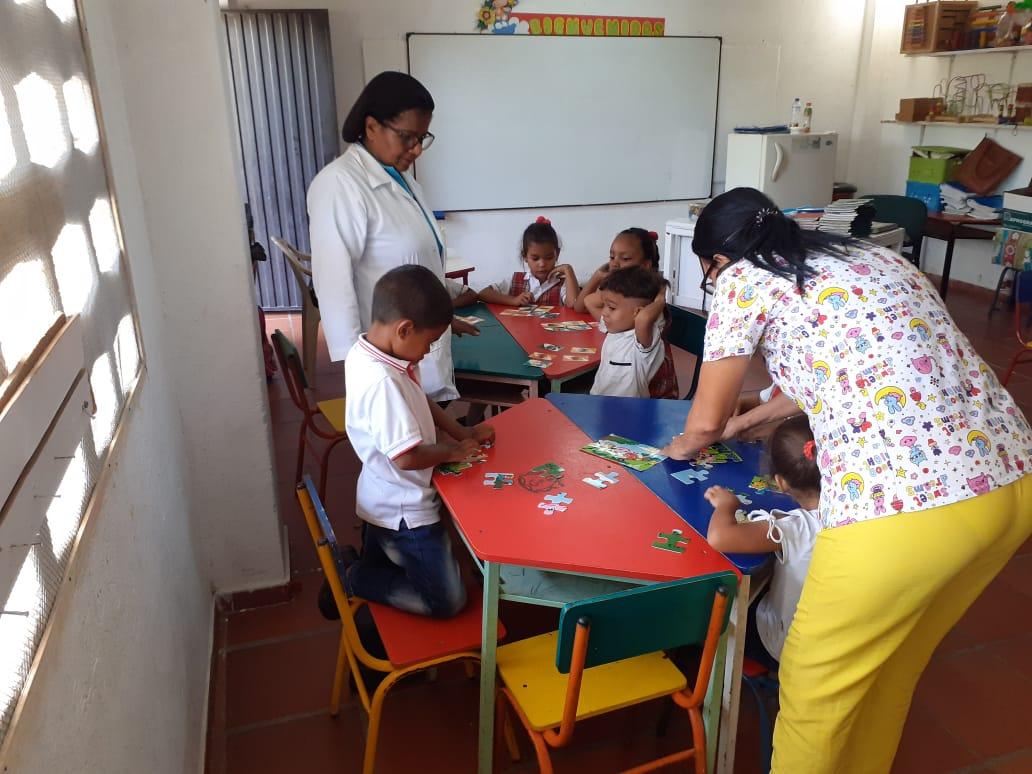 Alcaldía del Cambio realiza taller sobre alimentación saludable y componente psicosocial