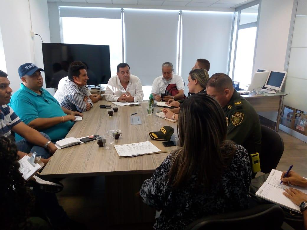 Ejército y Policía velarán por la seguridad del partido Unión Magdalena vs Quindío