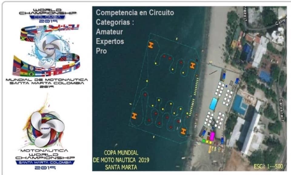 COMUNICADO DE PRENSA - Instituto para la Recreación y el Deporte -Inred - 09 de Julio de 2019