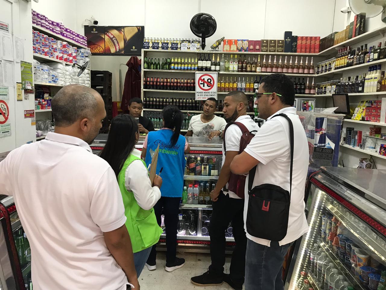 Dadsa asume gerencia del Centro con controles de ruido y a trampas de grasa en locales comerciales