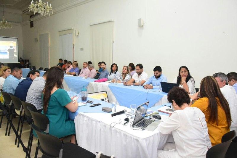 Se inició visita de pares institucionales del Mineducación para viabilizar politécnico distrital