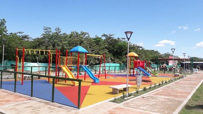 Más parques inteligentes, auto-sostenibles y eco amigables se construirán en Santa Marta