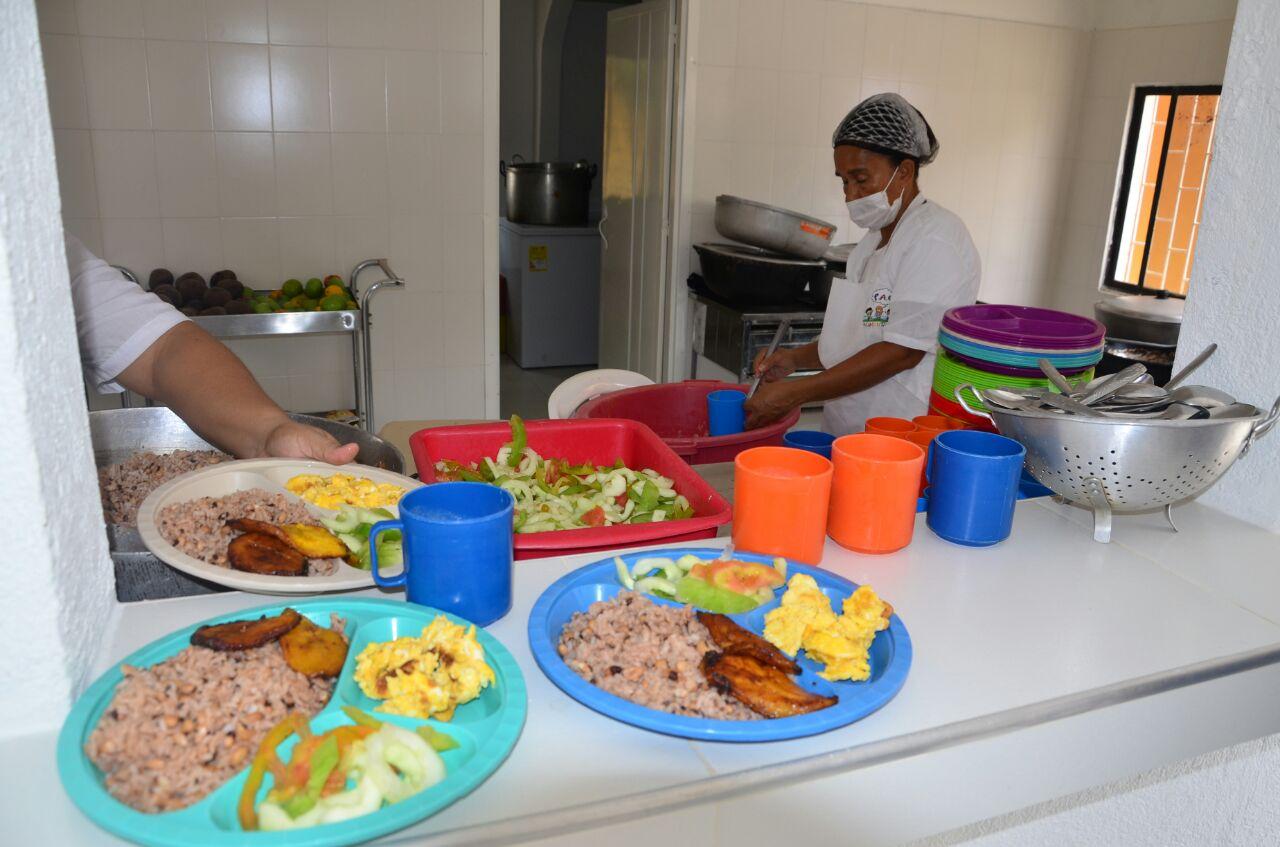 Alcaldía dio inicio el Programa de Alimentación Escolar- PAE