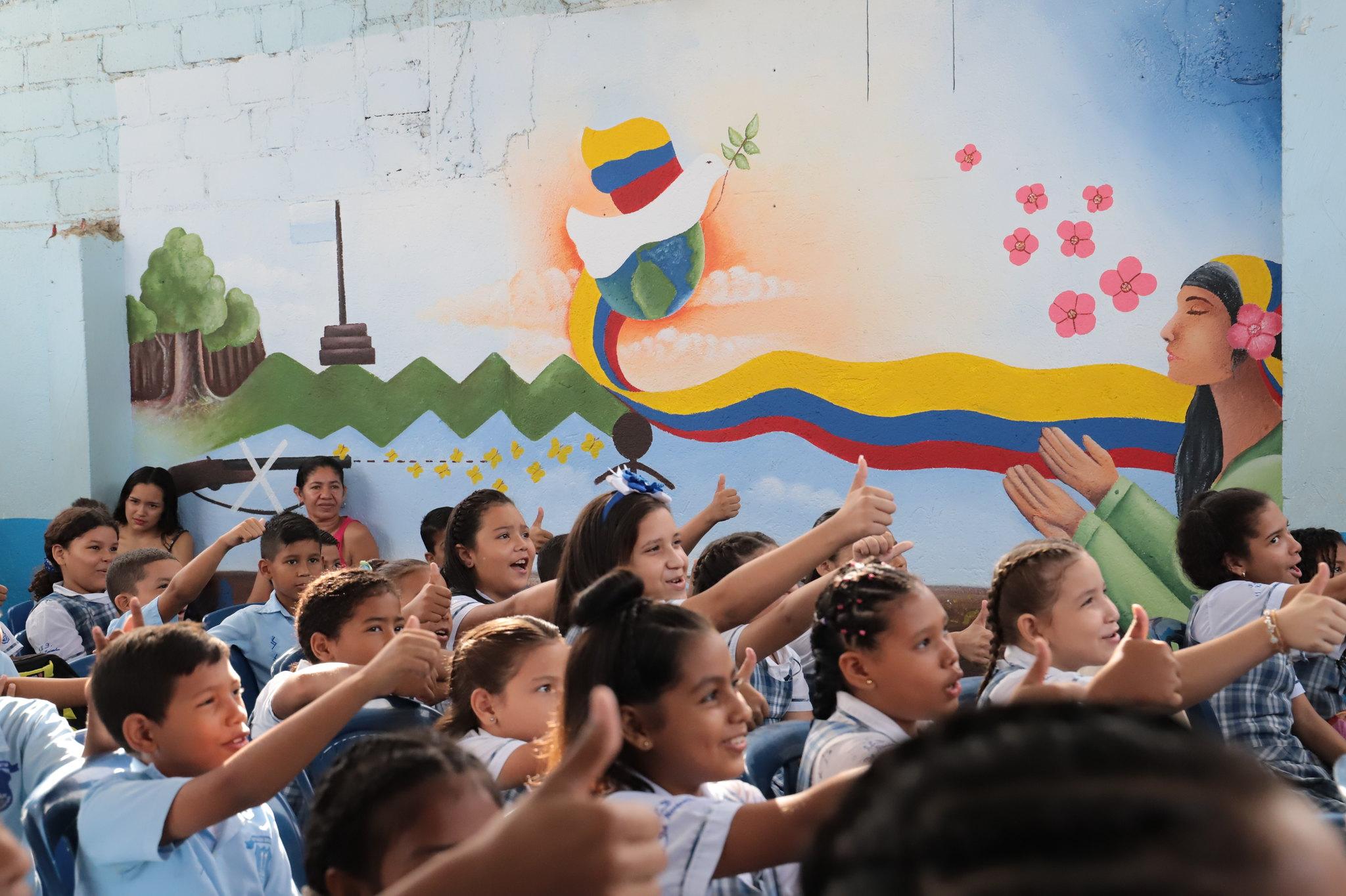 85.358 mil estudiantes de Santa Marta regresaron a clases a culminar segundo periodo académico