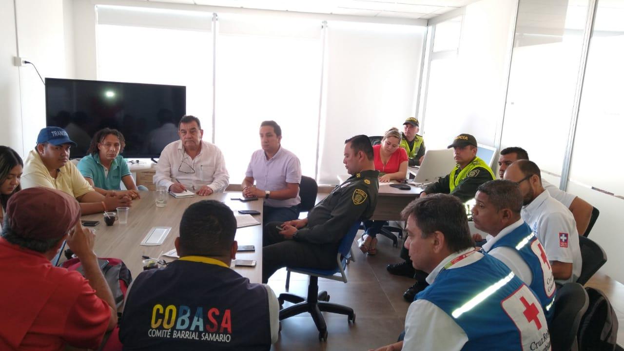 Alcaldía define medidas y logística para el primer partido del Unión como local