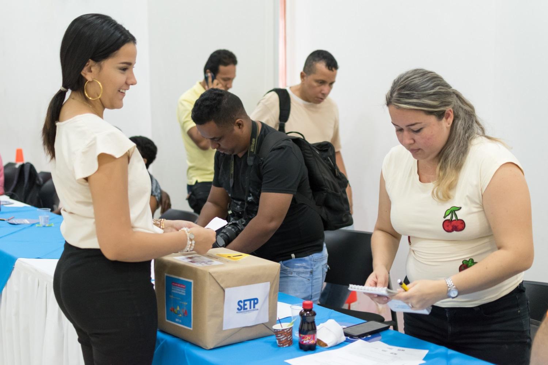 Con participación de la comunidad, SETP busca nombre para el sistema de transporte en Santa Marta
