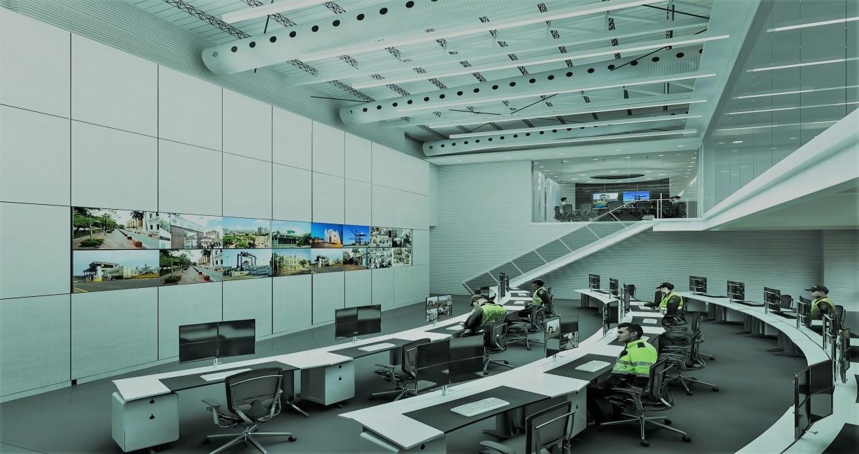 Sala Integrada de Emergencia y Seguridad –Sies-