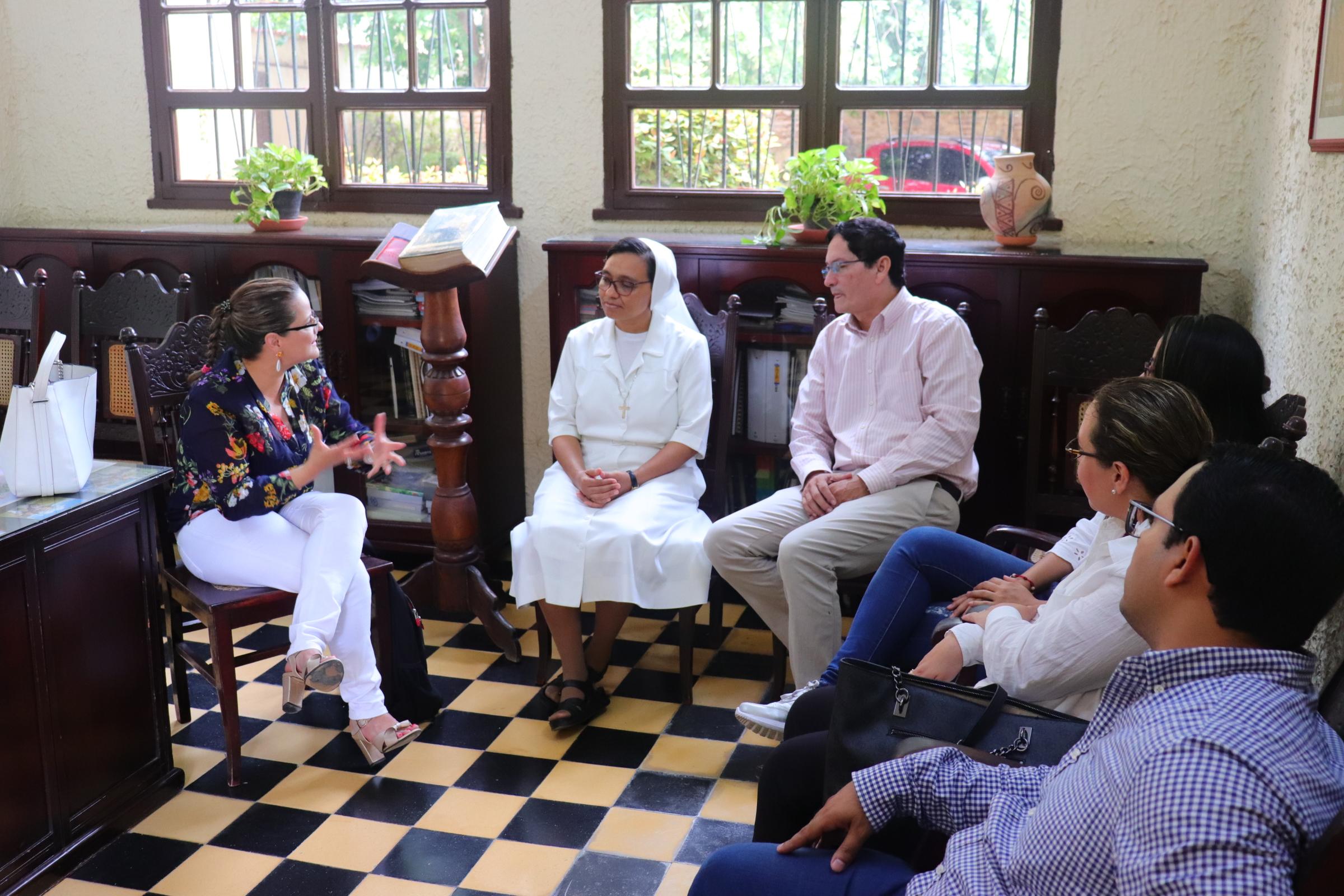 Mineducación respalda PAE, jornada única y ampliación de planta docentes para Santa Marta