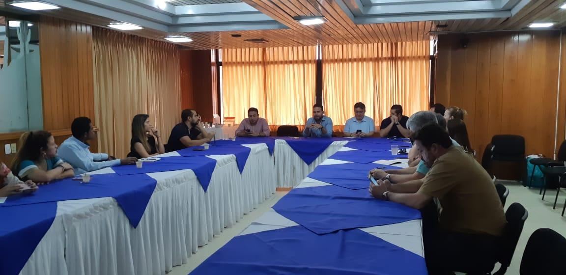 Hoteleros respaldan proyectos de intervención en malecones de la Bahía y El Rodadero