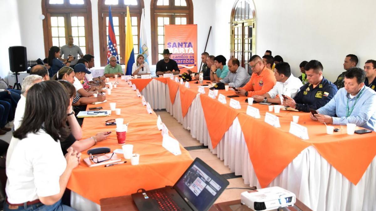 Nivel de ríos, sigue garantizando distribución de agua potable en Santa Marta