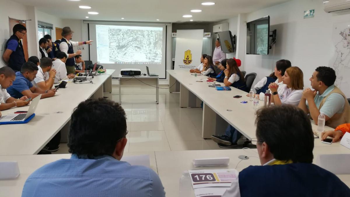 UNGRD apoyará con recursos declaratoria de calamidad pública en Santa Marta