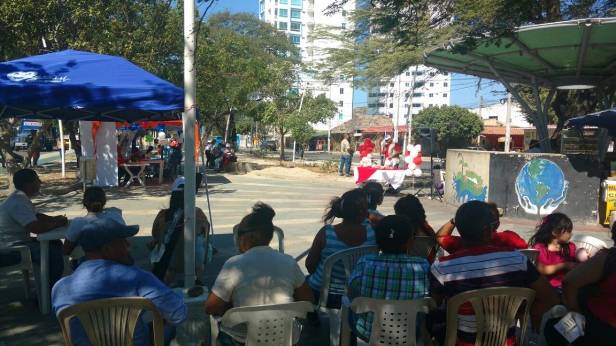 Jornadas de Atención organizadas por el Distrito en conmemración de la Lucha Mundial contra la Lepra