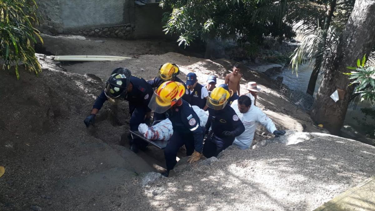 5 personas fueron arrastradas por crecientes súbitas en Santa Marta: Ogricc