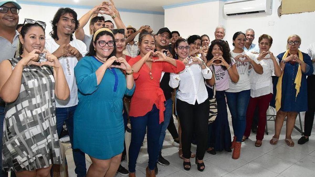 Sector cultural se une a la construcción del Plan de Desarrollo 'Santa Marta Corazón del Cambio'