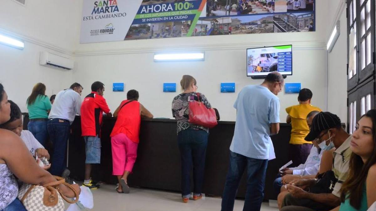Hacienda Distrital dispone horario extendido para el pago del Predial