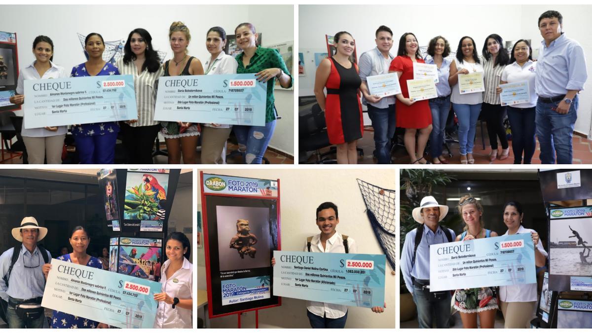 Premiados ganadores de la Fotomaratón y Festival de Cocina Tradicional Samaria