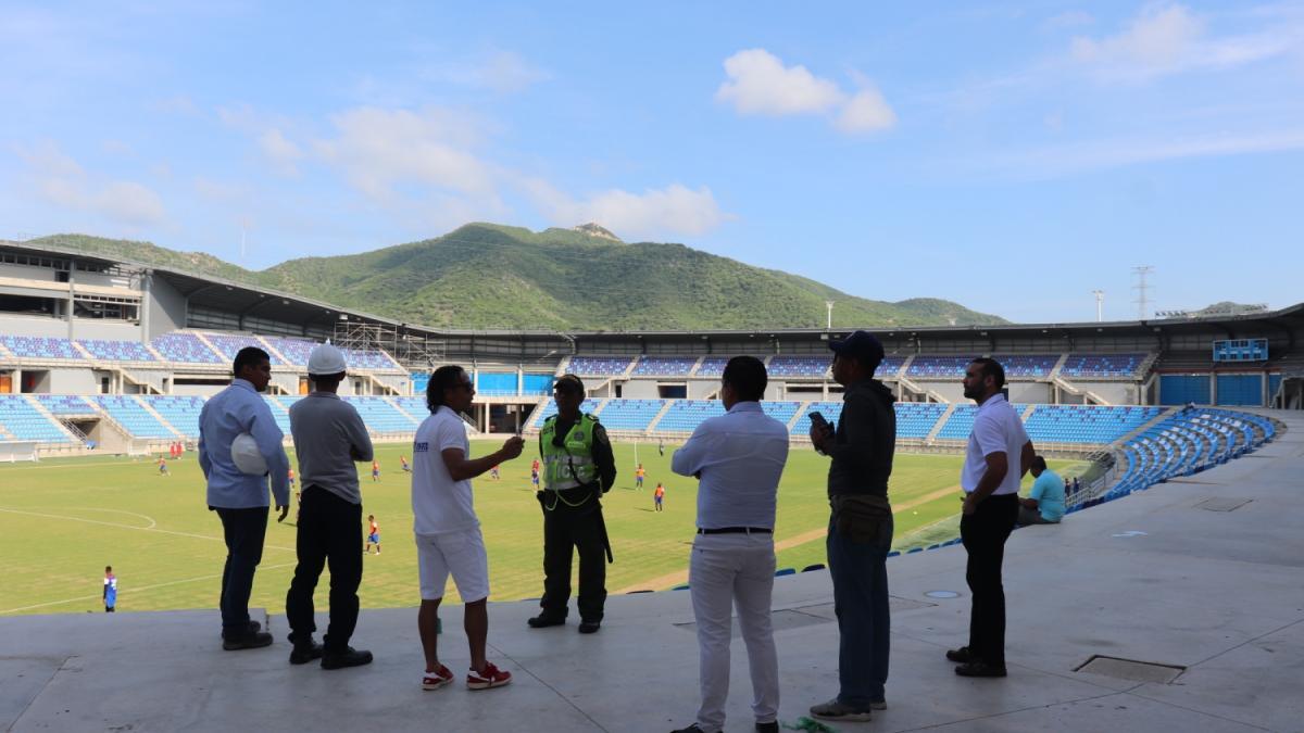 Se incrementarán medidas de seguridad para el estadio 'Sierra Nevada'