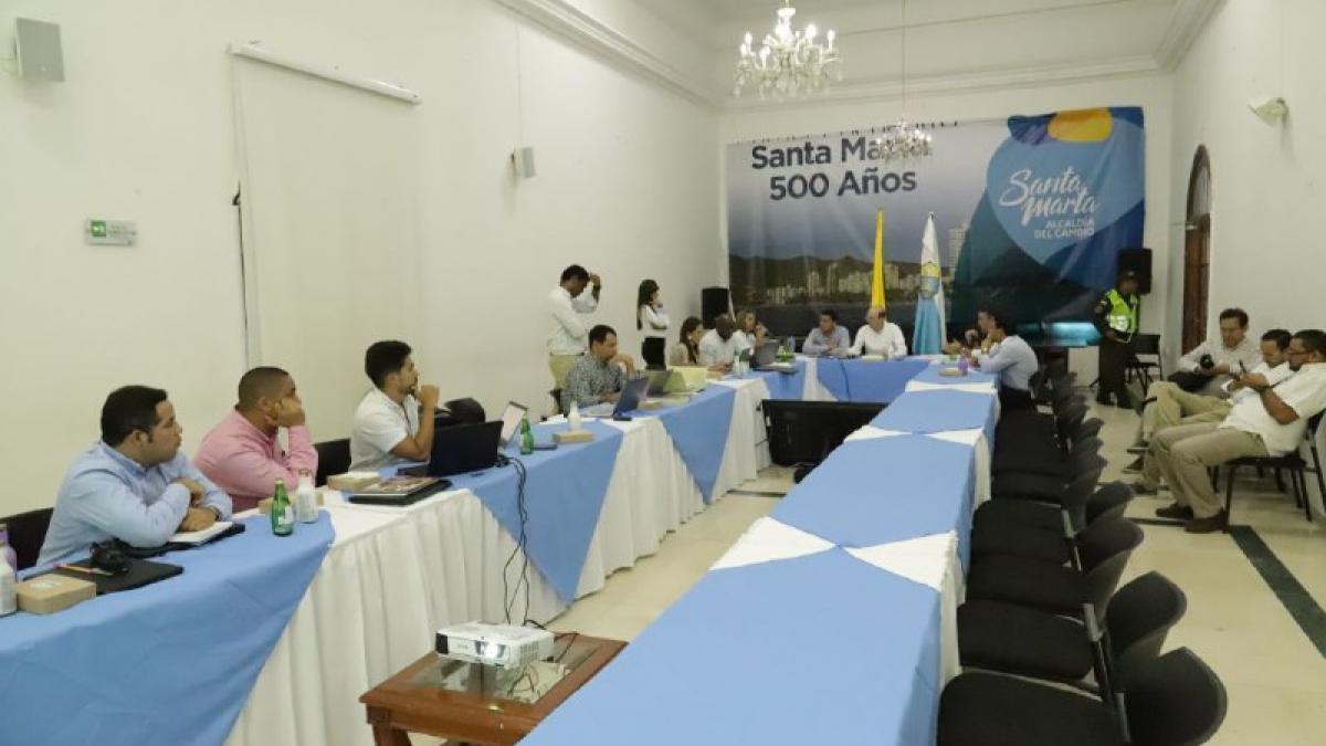 "Distrito implementa ""Plan de Acción"" para garantizar suministro de agua a todos los samarios"