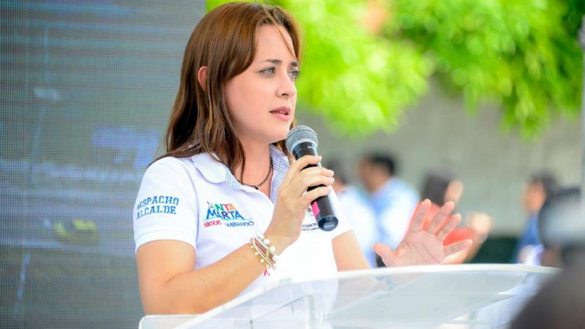 """""""Para final de enero estará listo convenio con el Unión Magdalena"""": Alcaldesa (e)"""