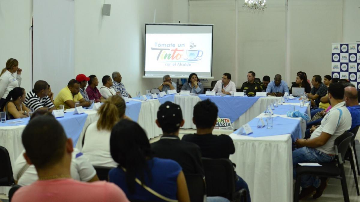 Distrito iniciará ciclo de formalización y formación con comerciantes de la zona sur