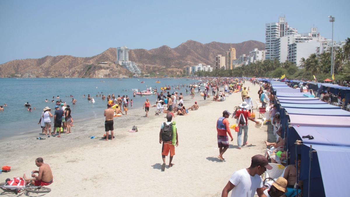 Alcaldía realizó 1287 acciones de control en zona turísticas de la ciudad