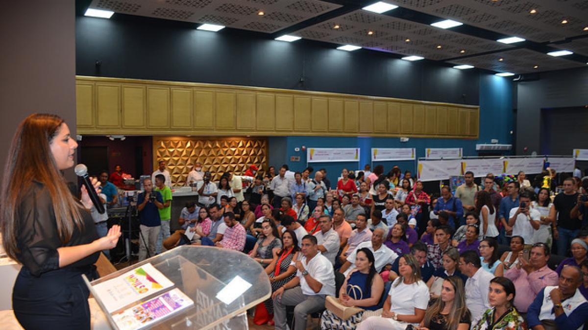 Más de 6 mil personas asistieron a Impulso la Feria de Empleo y Emprendimiento del Distrito