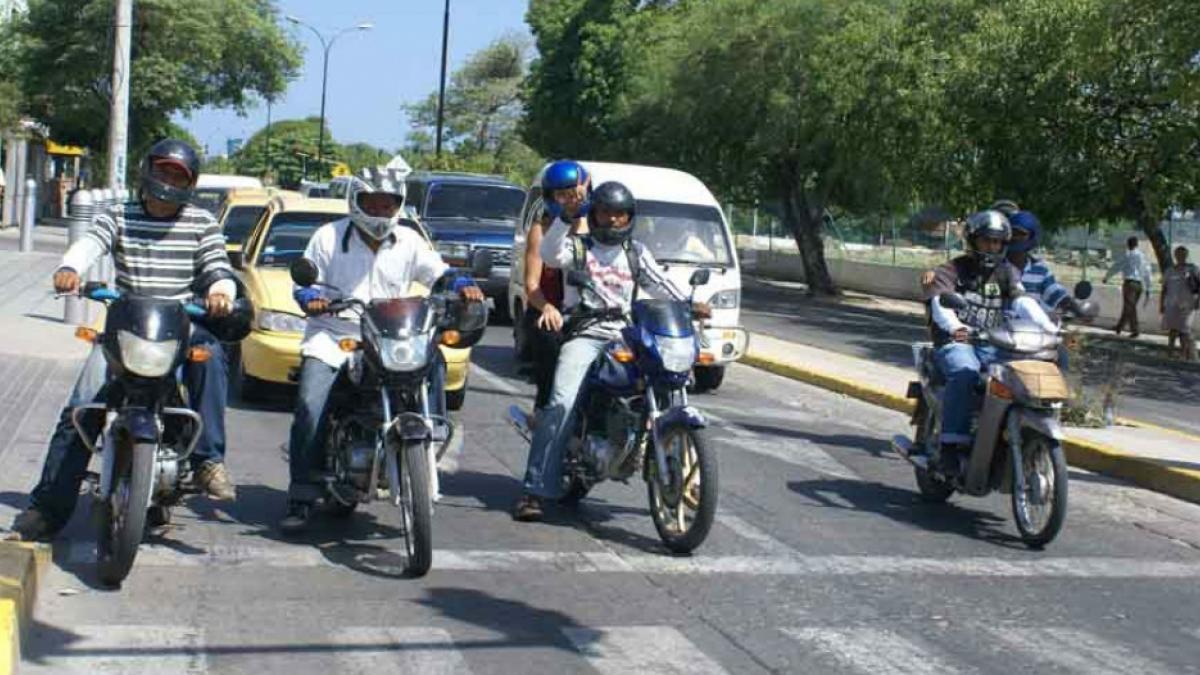 Alcaldía restringe circulación de motos el sábado 10 de febrero