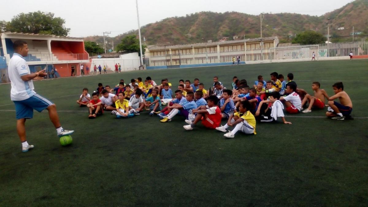 Con 4.000 niños y niñas las Escuelas Populares del Deporte comienzan actividades